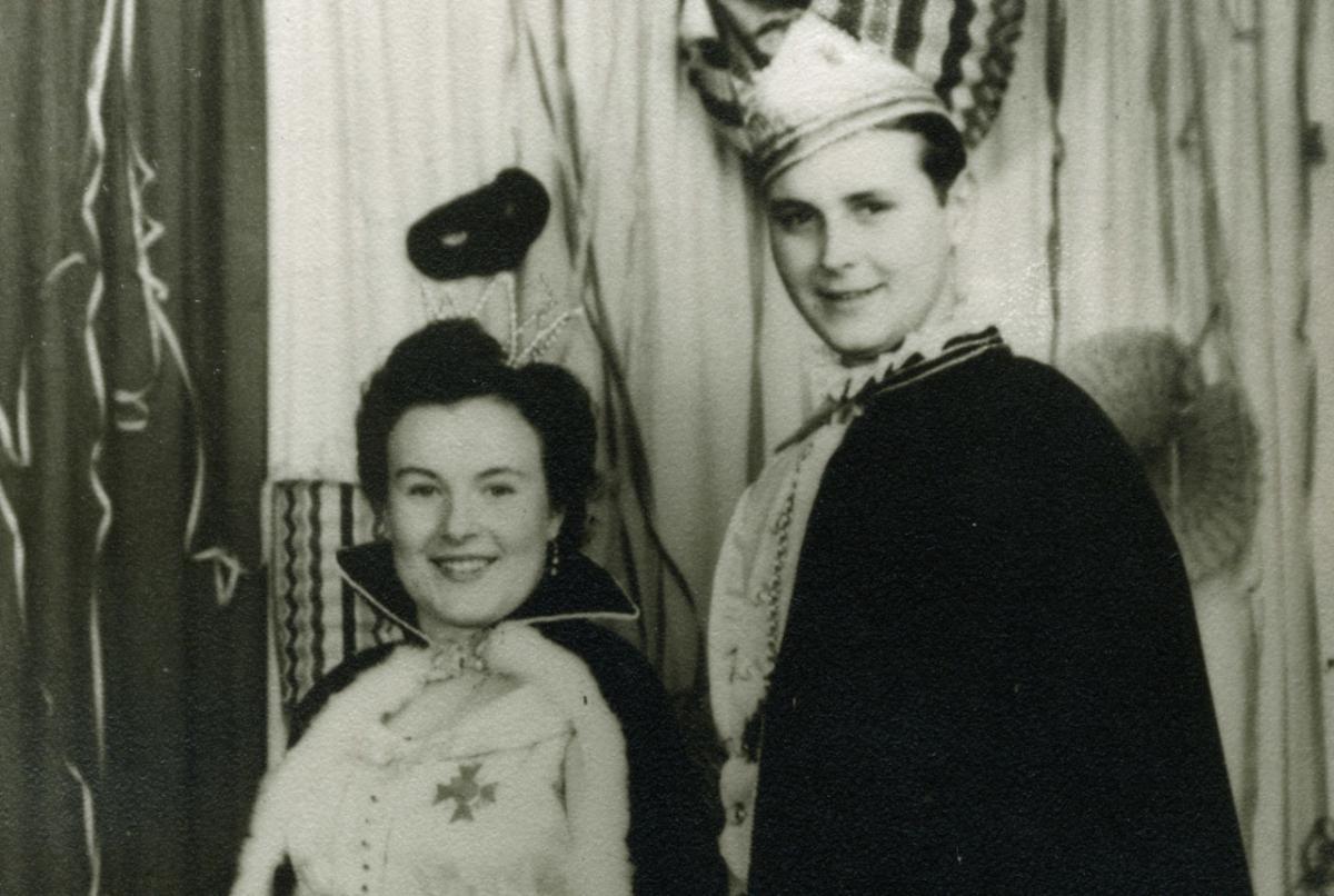 Prinzenpaar 1954